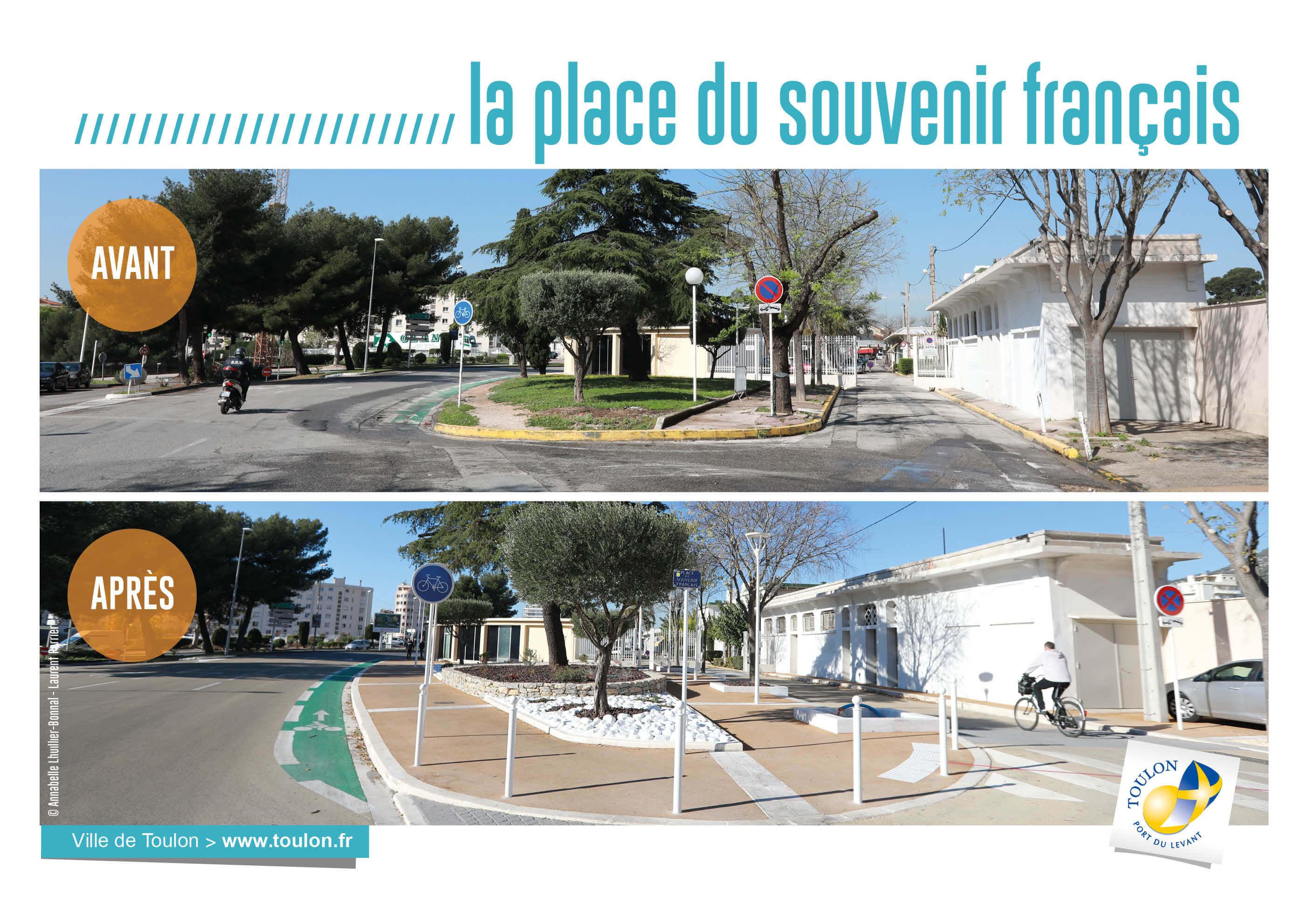 La place du souvenir français