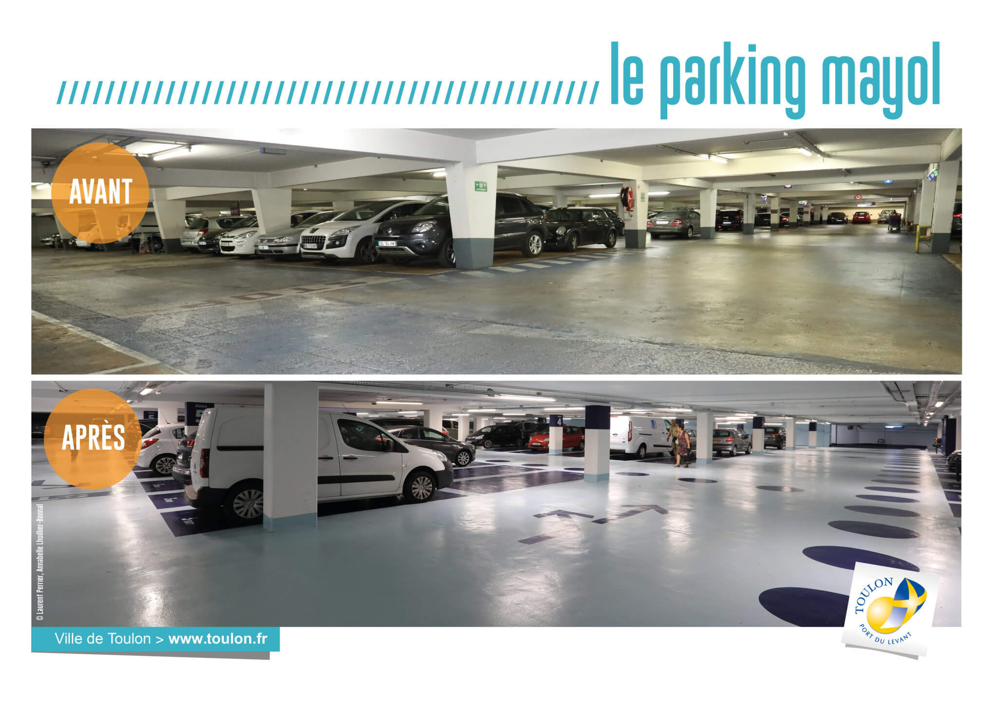 Le parking mayol