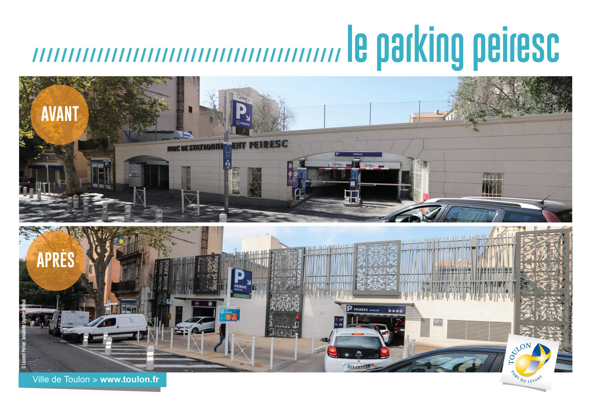 Le parking peiresc