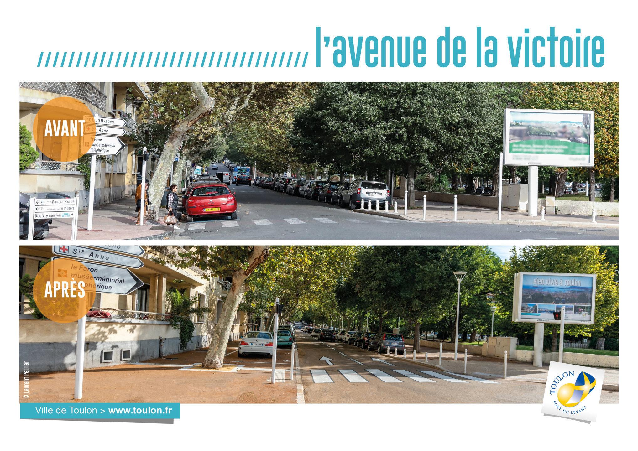 L'Avenue de la Victoire