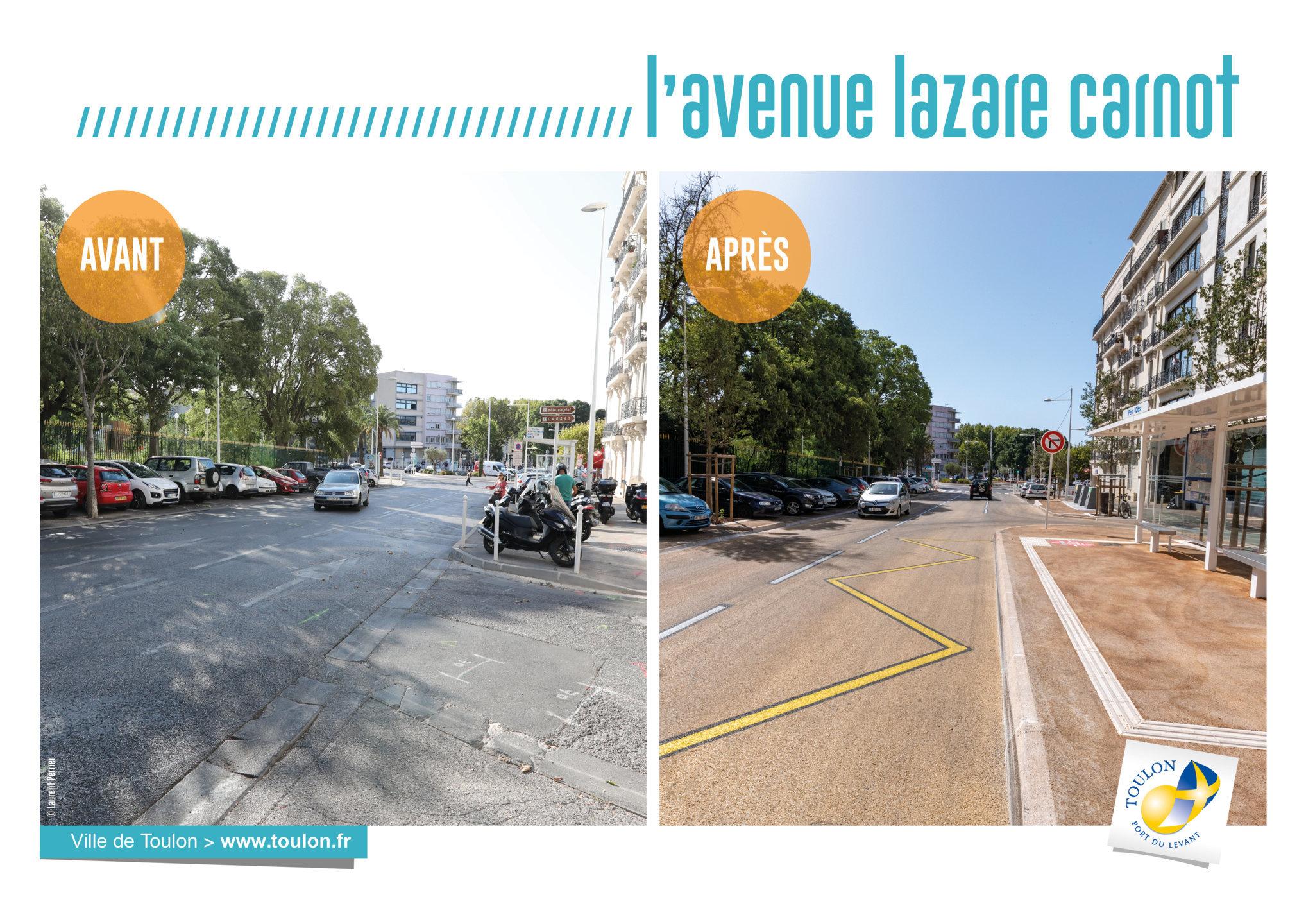 L'Avenue Lazare Carnot