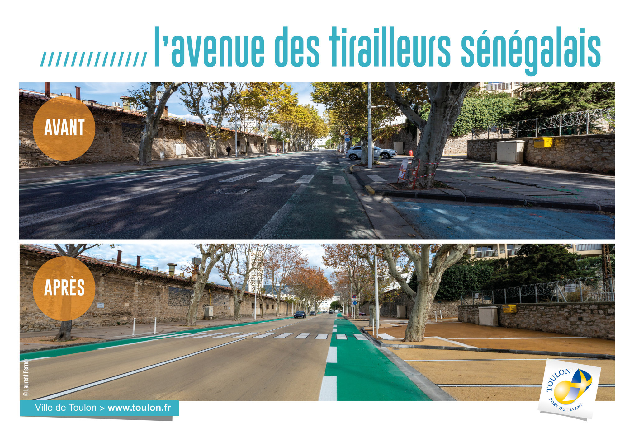 L'Avenue des tirailleurs sénégalais