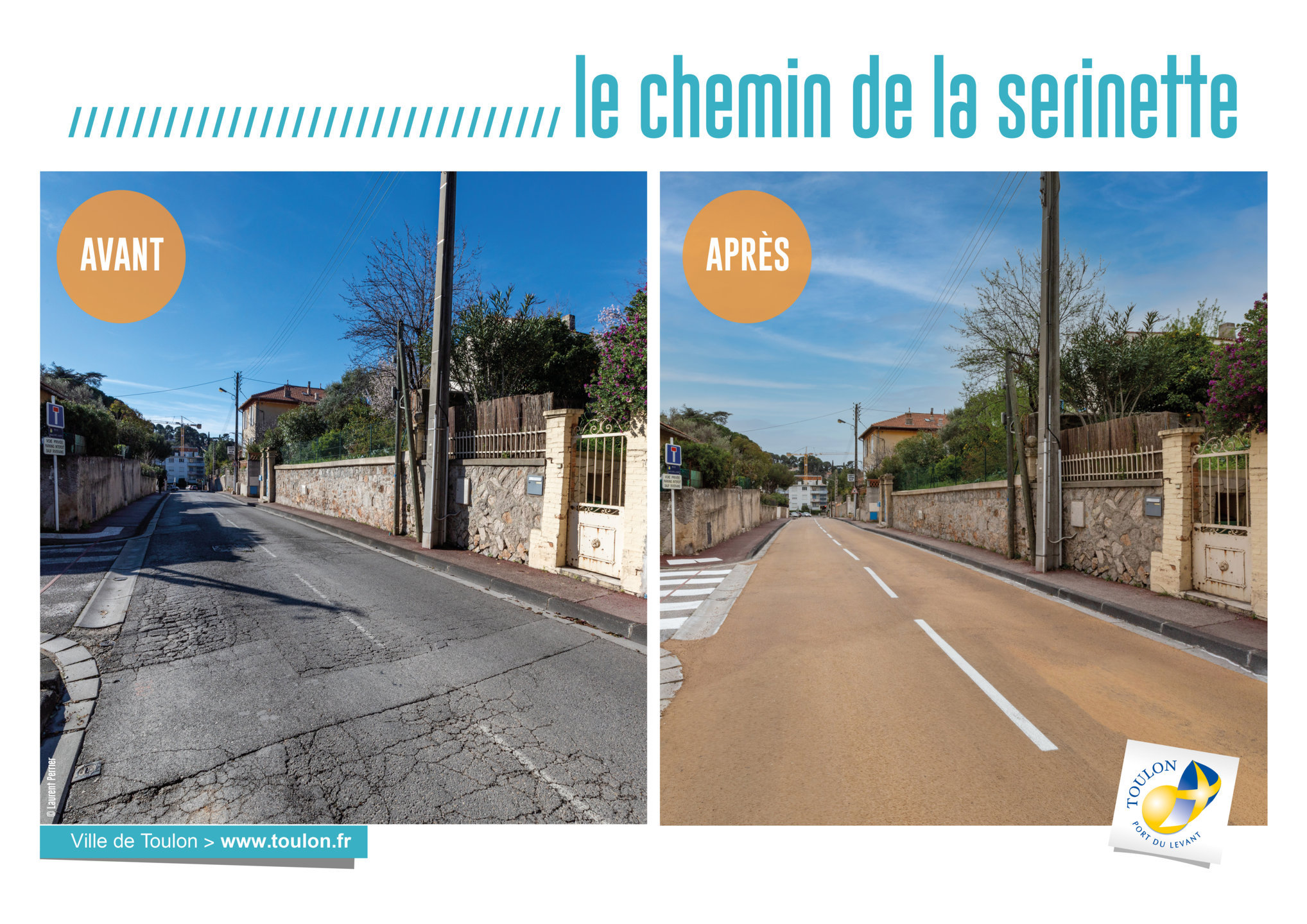 L'Avenue de la Serinette