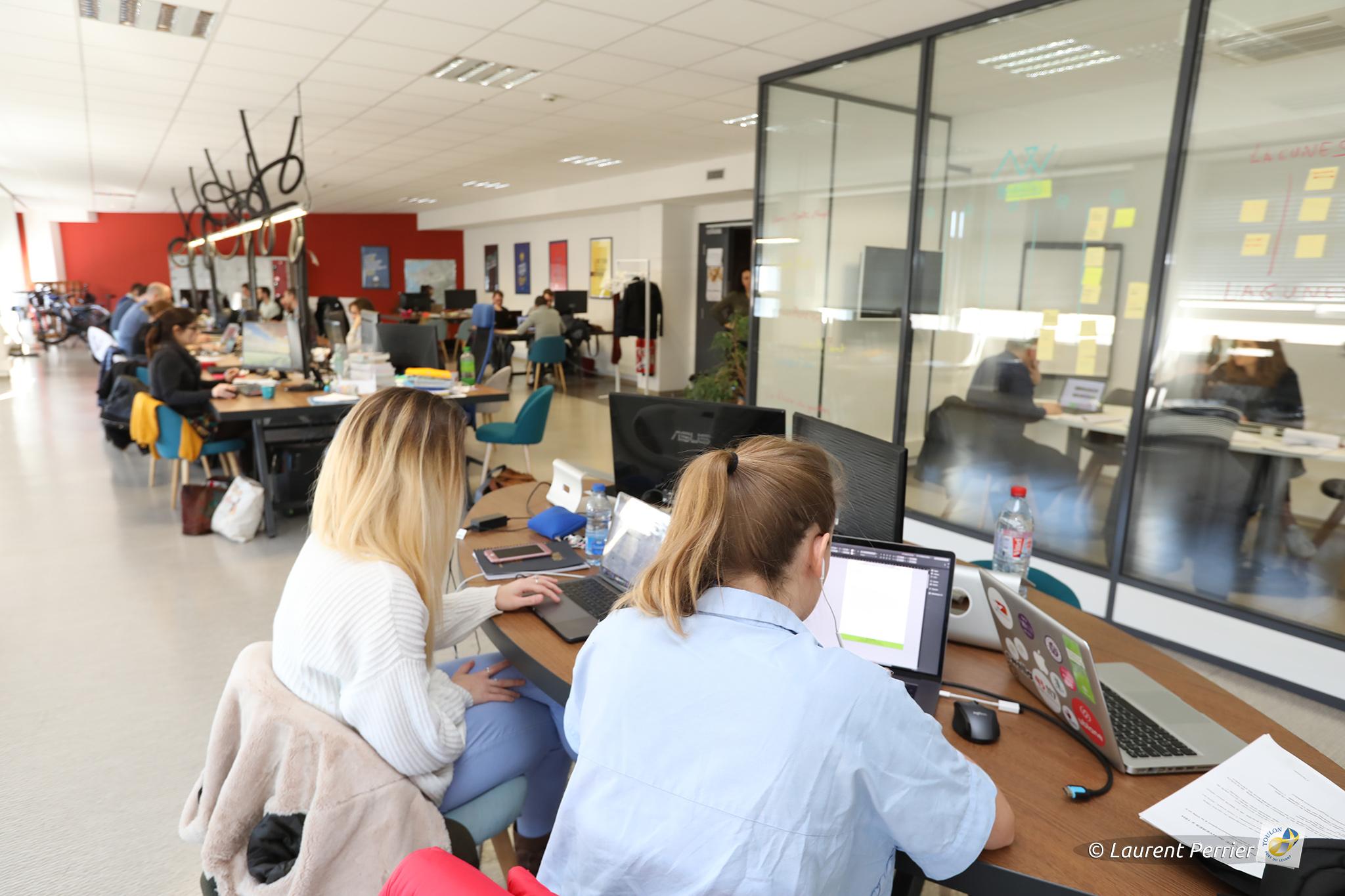 Toulon var technologies l accélérateur de talents site