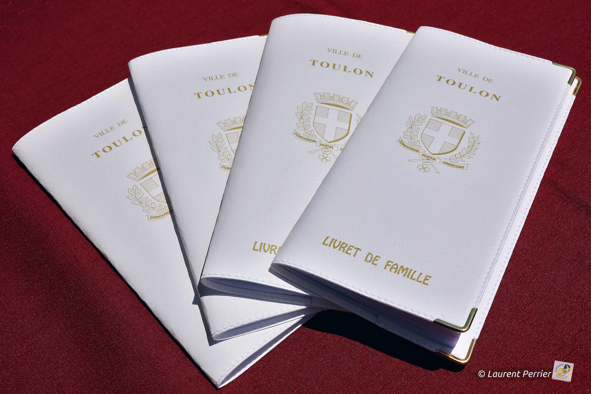 Le Livret De Famille Site Officiel De La Ville De Toulon