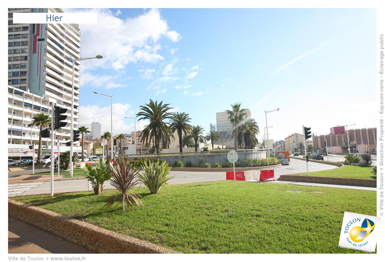 Le carrefour Villevieille | Site officiel de la ville de Toulon