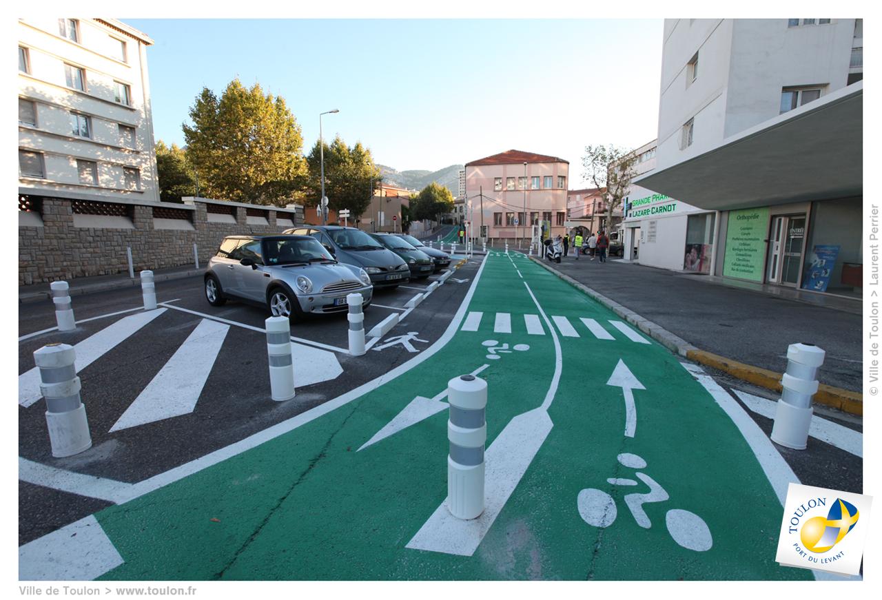 Pietons Et Cyclistes Site Officiel De La Ville De Toulon