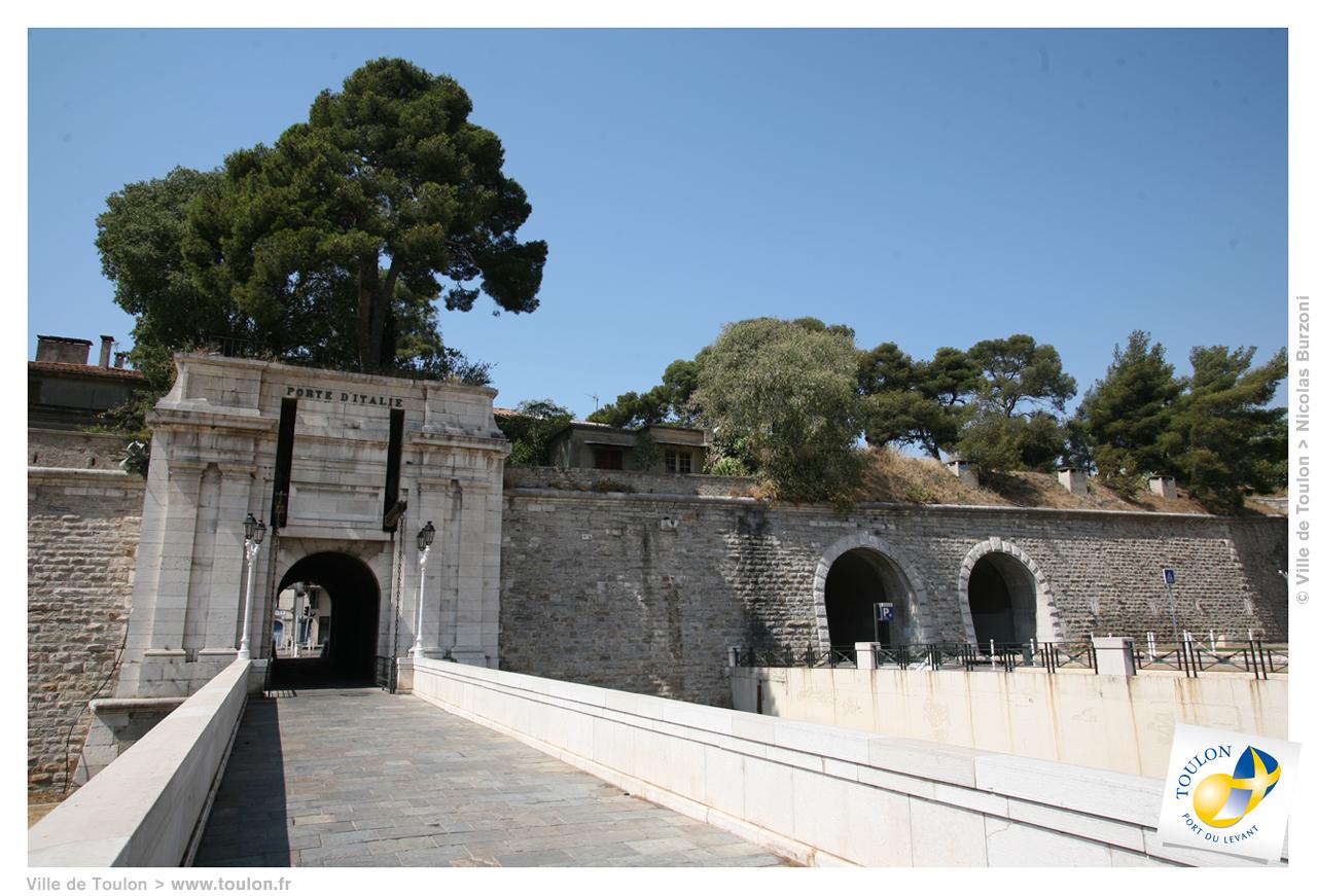 La porte d 39 italie site officiel de la ville de toulon for La porte and associates