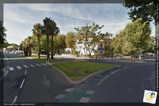 Avenue Edouartd le Bellegou