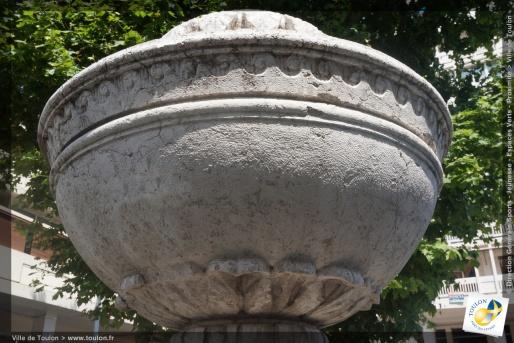 Fontaine de la Régie