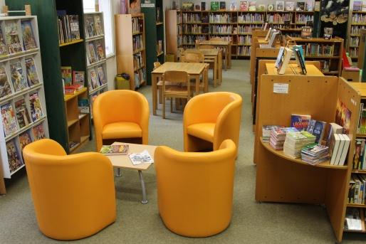 bibliothèque de la roseraie Toulon