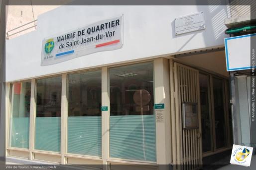 mairie de quartier de Saint Jean du Var