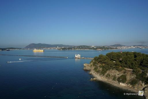 Petite passe à la Mitre à Toulon