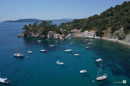 L'Anse Magaud à Toulon