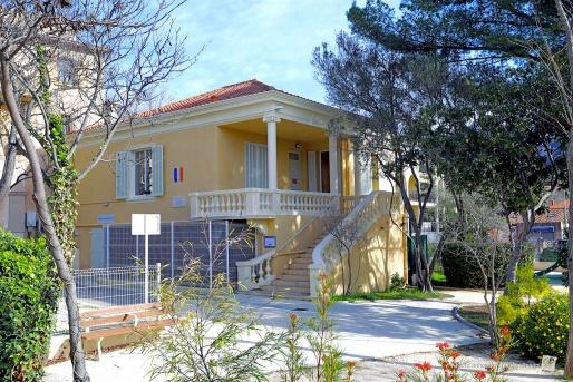 mairie de quartier 4 chemins des routes à Toulon