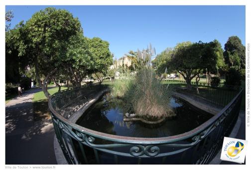 Jardin Alexandre 1er