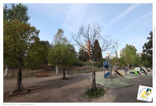 Jardin Melpomène