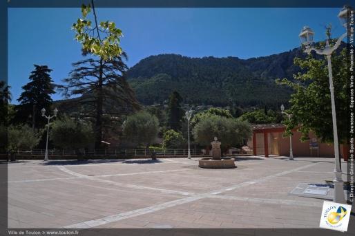 Fontaine de la place Hardoin