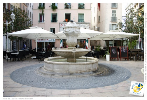 Fontaine de l'Intendance