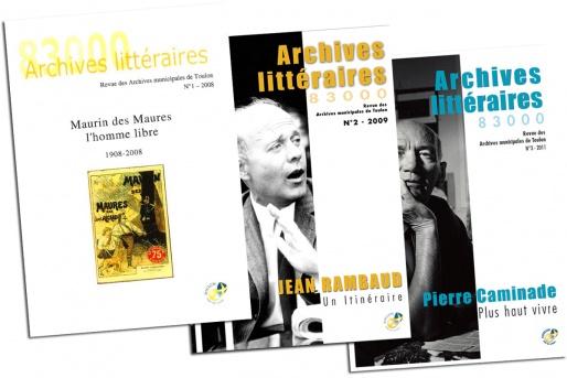 Archives littéraires 83000