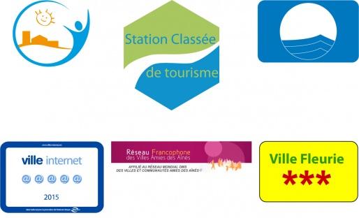labels de la ville de Toulon