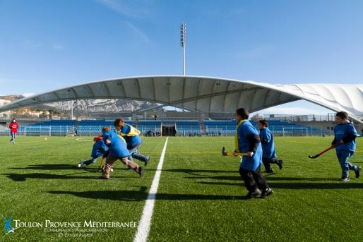 Inauguration du nouveau complexe sportif Léo Lagrange