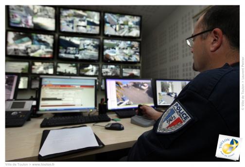 Plan de vidéoprotection
