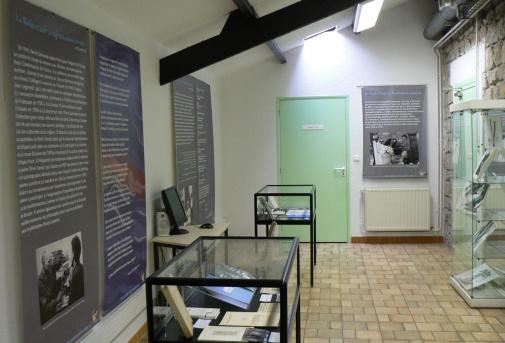 Exposition aux archives municipales