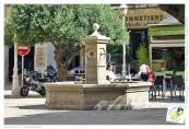 Fontaine place Poissonnerie