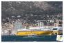 Les bateaux à destination de la Corse
